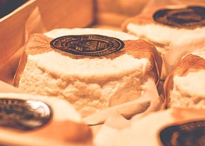 Benton Brothers Fine Cheese - Cheese Display
